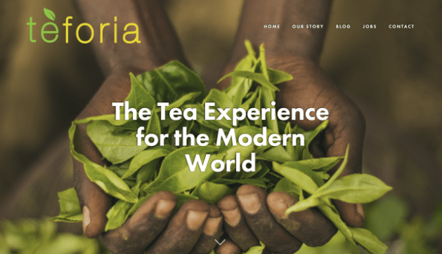 The iOS-connected Teforia takes tea-making to the next level
