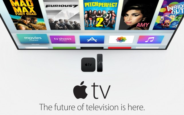 Happy Halloween: Apple TV 4 now shipping for Oct. 30 delivery