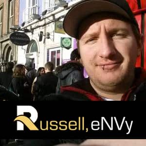 Russell eNVy Personal Blog