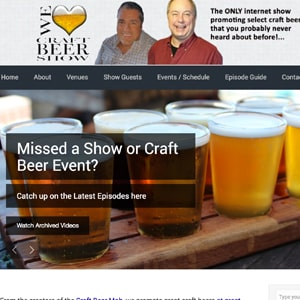 The We Love Craft Beers Show