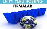 en iyi yerli hosting firmalar