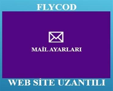 Flycod web site uzantılı mail