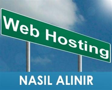 hosting nasıl alınır