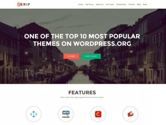 wordpress ücretsiz en iyi temalar