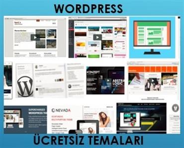 wordpress ücretsiz tema