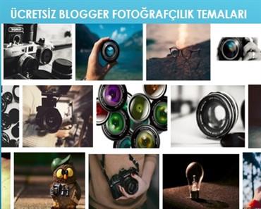 Ücretsiz Blogger Fotoğrafçılık Temaları