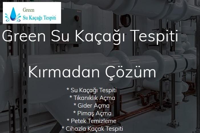 İstanbul Su Kaçağı Tespiti Firması