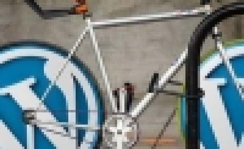 WordPress self-hosted blog