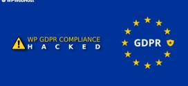 WP GDPR Compliance Plugin Hacked