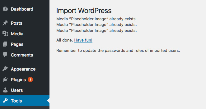 How to Transfer Post and Pages from WordPress.com to WordPress.org