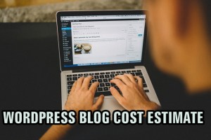 How much to charge for a WordPress website 2019