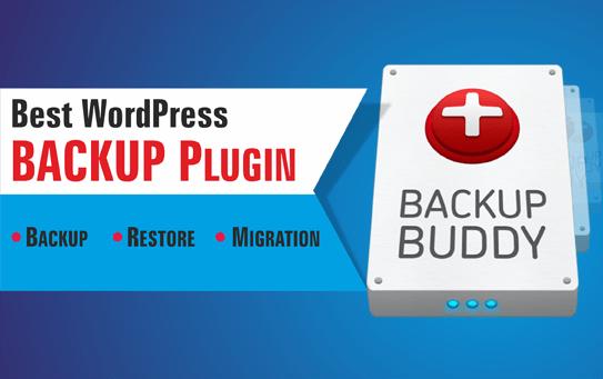 Best WordPress Backup Plugin Backupbuddy