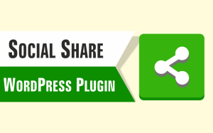 Social Share WordPress Plugin you must implement to your WordPress Blog