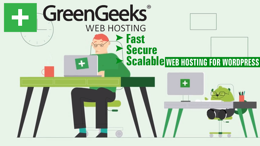 Review 2019: Greengeeks vs Siteground Which one best for WordPress Hosting