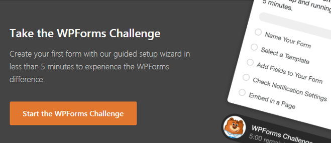 WPForm: Create contact form in WordPress just under 5 munites only!! HOW?