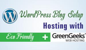 GreenGeeks WordPress Blog -2019