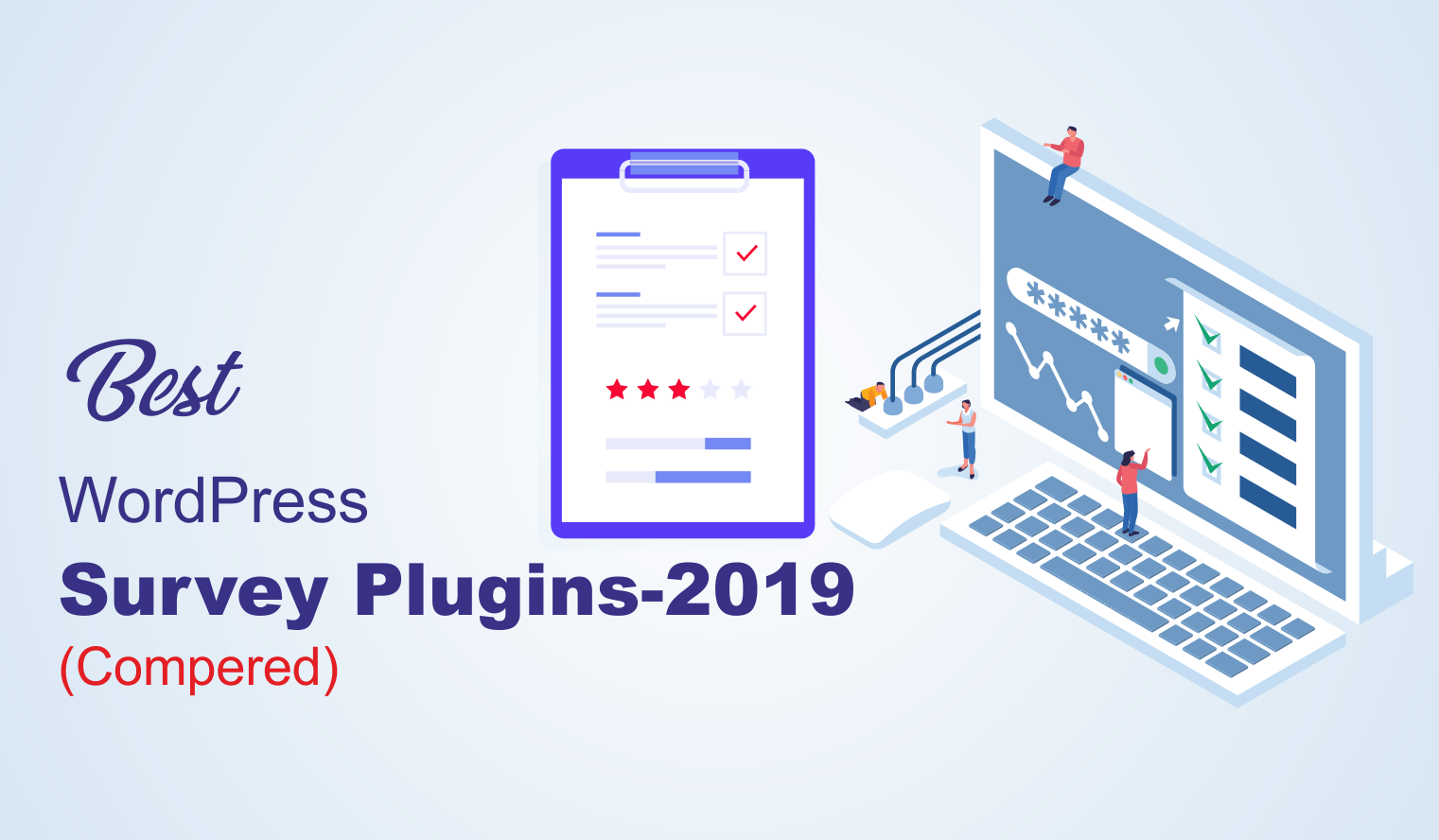 Best WordPress Survey Plugins-2019