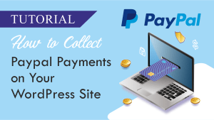 How to Collect Paypal Payments on Your WordPress Website