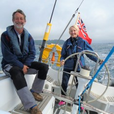 Sail to the Sound by Pat Moss