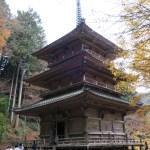 スーパーカブ110で兵庫県丹波市の円通寺、高源寺に紅葉ツーリングっ!
