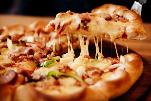 Fast Food de Pizzas