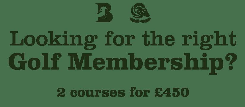 golf membership devon
