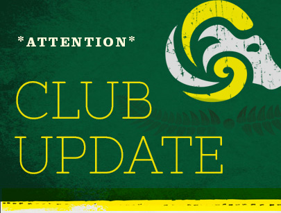 Attention club update