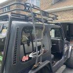 Roof Rack Ladder Mount Ideas Jeep Wrangler Tj Forum