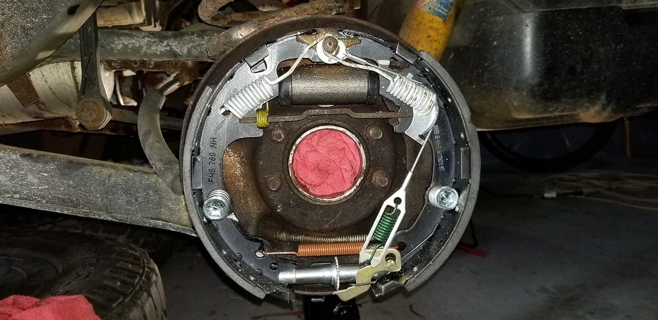 Doing Rear Drum Brakes - A Must Read!