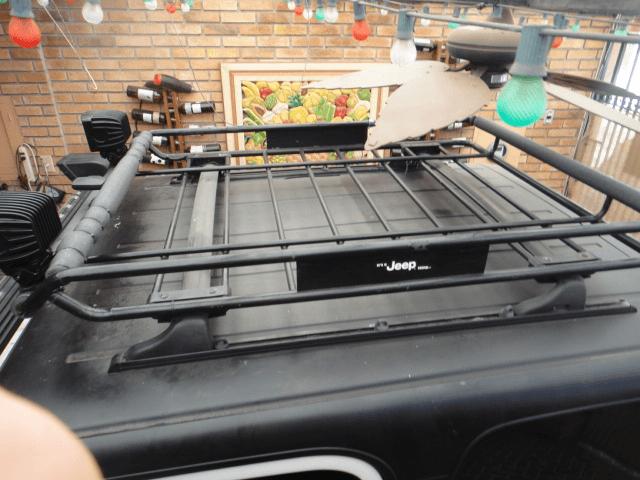 diy roof racks jeep wrangler tj forum