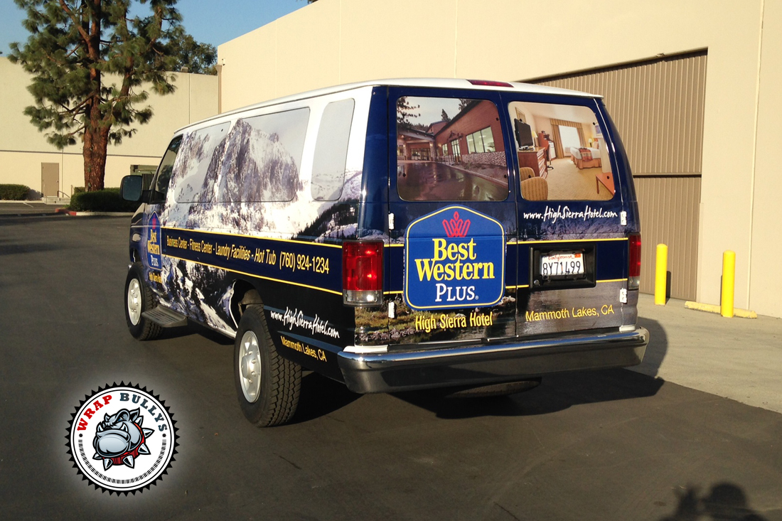 Van Wrap | Box Truck Wraps | Trailer Graphics | Fleet Branding