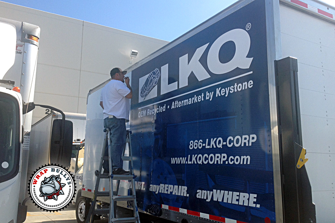 Fleet Wraps | Box Truck Graphics | Box Truck Branding
