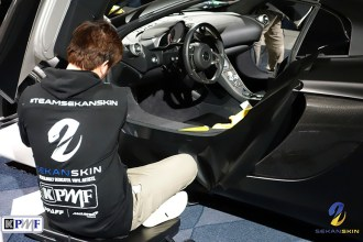 KPMF partners with Sekanskin at Canadian Auto Show