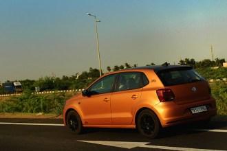 Blaze Orange Wrap