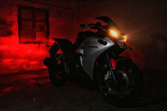 HONDA CBR 250 Motorcycle Wrap