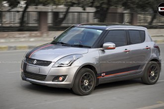 Suzuki Swift Wrap