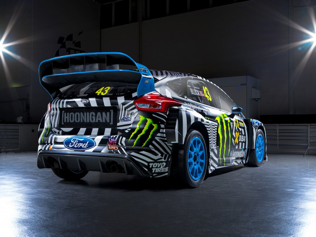 Hoonigan Racing Liveries by Felipe Pantone
