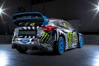 Hoonigan Racing Liveries by Felipe Pantone