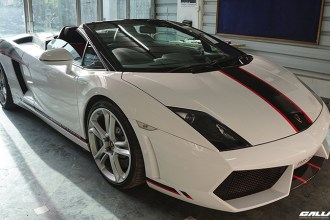 Lamborghini Wraps Wrapfolio