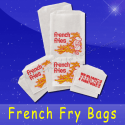 French Fry Bags