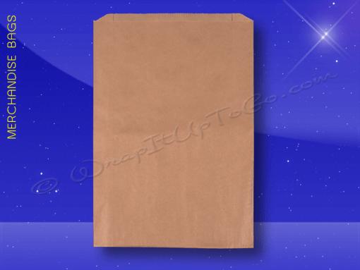 Merchandise-Bags—Natural-Kraft—Fischer-Paper—1708
