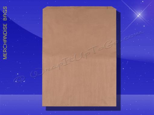 Merchandise-Bags—Natural-Kraft—Fischer-Paper—1712
