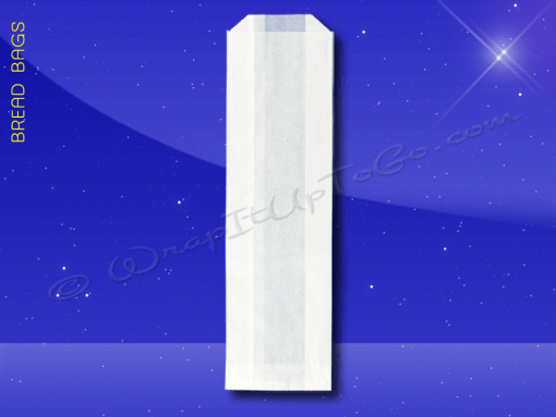 Bread Bags – 5-1/4 x 3-1/4 x 18 – Plain 1