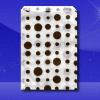 Candy Stripe Bags 5 x 7 – Brown Dots 1