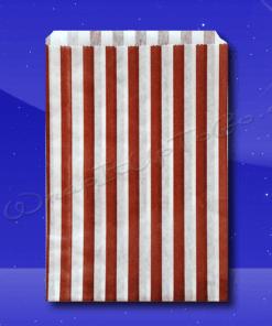 Candy Stripe Bags 7 x 9 – Brown Stripes 1