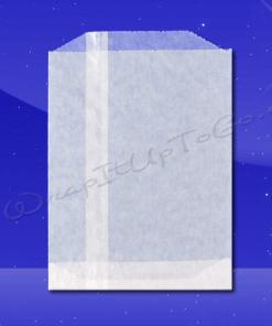 Glassine Bags – 4-3/4 x 6-3/4 – 1/2 Lb