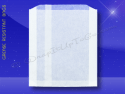 WrapItUpToGo.com – Grease Resistant Jumbo Sandwich Bags – 6-1/2 x 1-1/2 x 7-3/4 – Plain 1