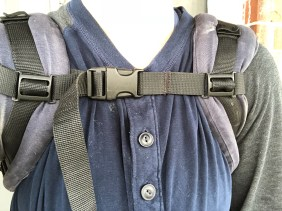 Chest Clip too tight