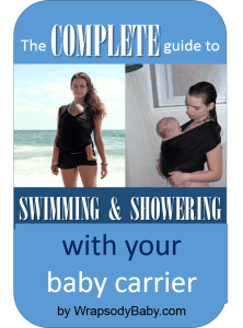 Showering, Swimming, and Babywearing: The Complete Guide