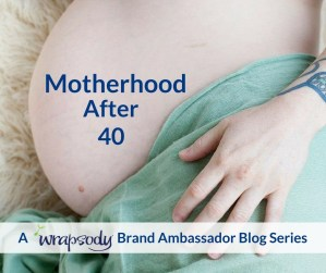 Motherhood After Forty – Part 2: The Birth of Magdalena Rose